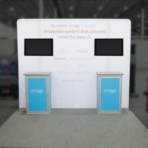 Top 5 Trade Show Booth Designs under $10,000