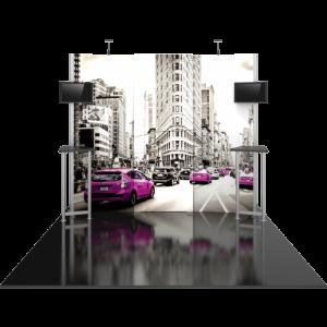 10' HP01 Modular Display Kit